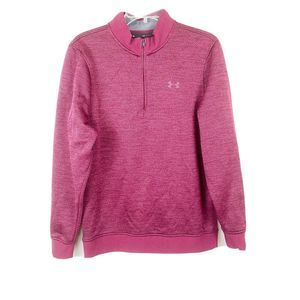 Under Armour Storm Cherry Zip Sweatshirt Fleece